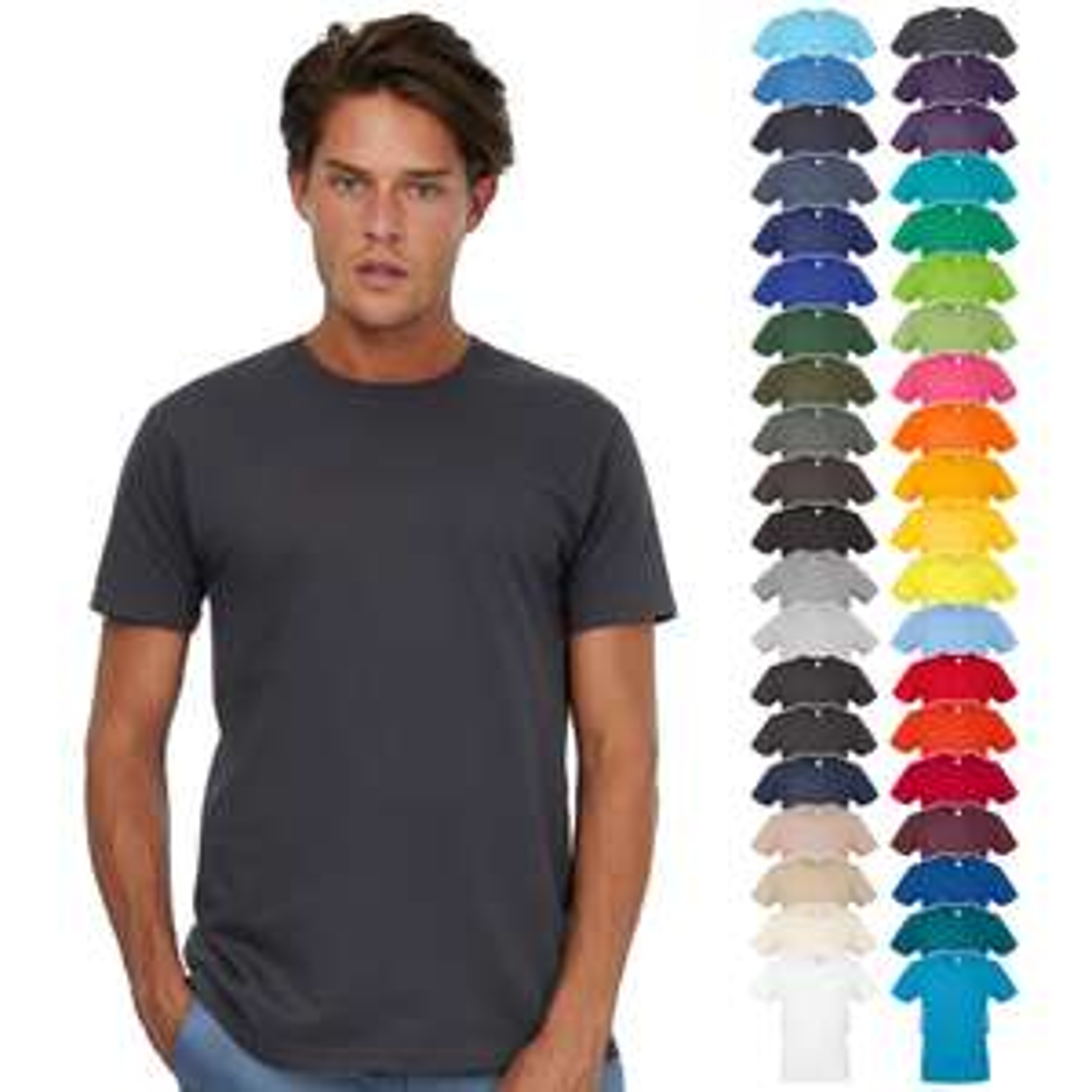 T Shirt B&C #e190