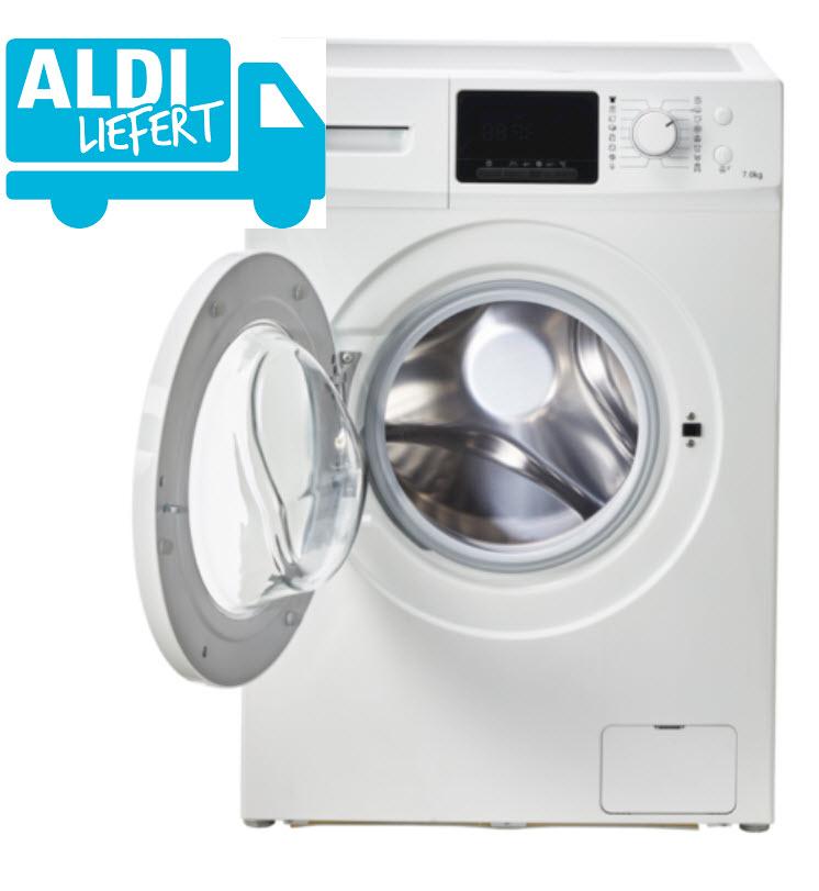 MEDION Waschmaschine 7 kg MD 37378 inkl. Lieferung [Aldi-Nord]