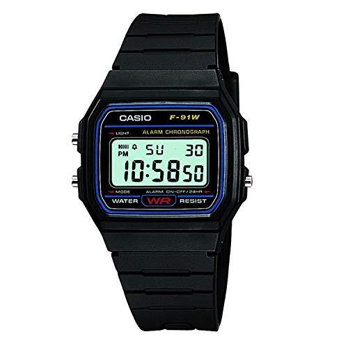 Casio Collection Unisex-Armbanduhr F-91W