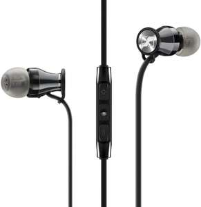 Sennheiser Momentum In-Ear (Android version) - Black Chrome