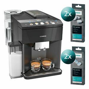 [Ebay App] Siemens EQ.500 TQ505D09 inkl. je 2x Reiniger & Entkalker