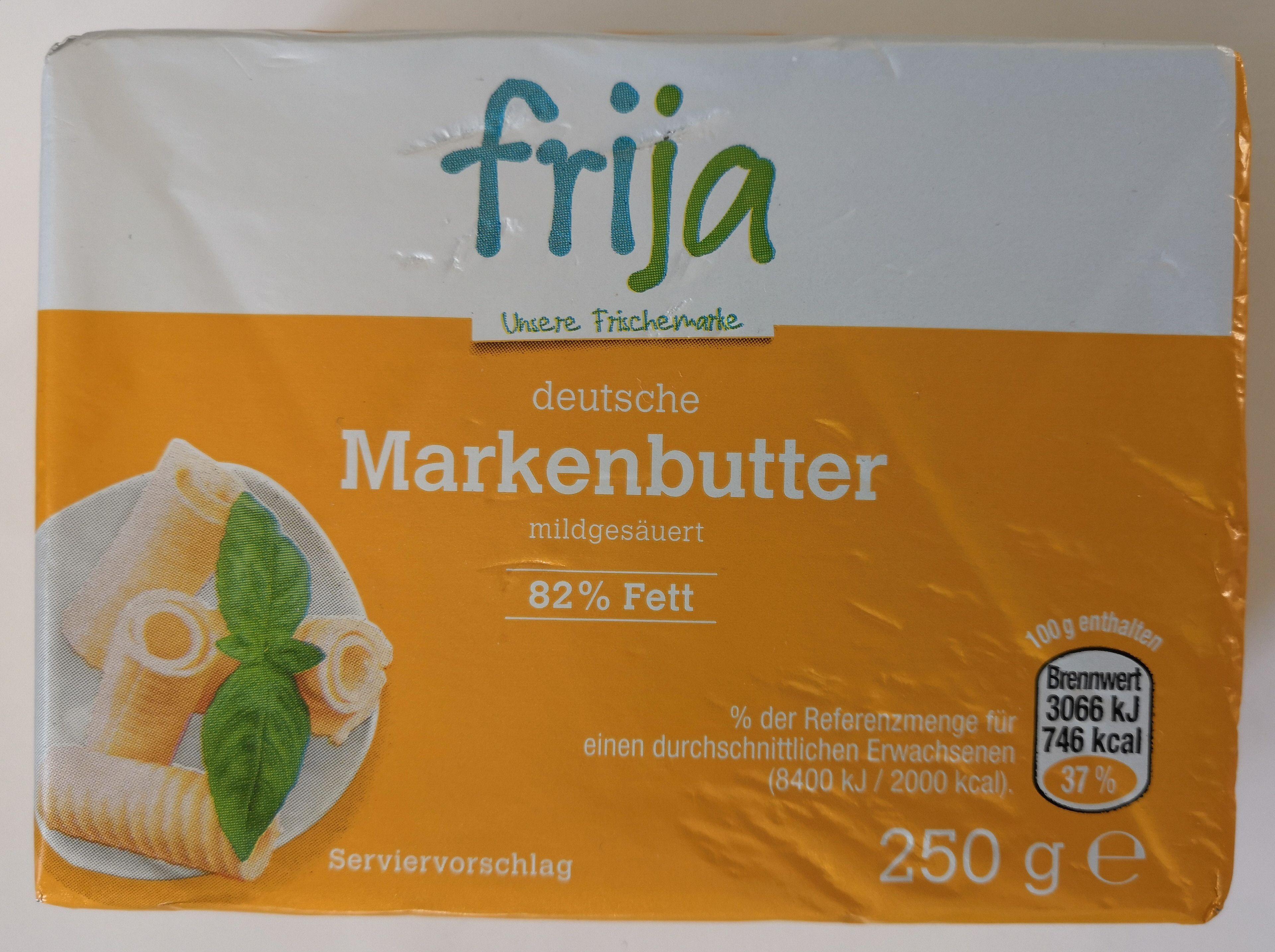 Günstige Milchprodukte bei Netto (Scottie): z.B. 5x 250g Deutsche Markenbutter für 5€ | 12x 1L H-Milch für 6€ | Käse und Sahnejoghurt