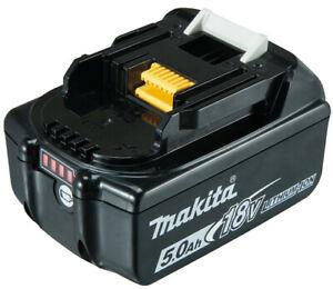 ORIGINAL Makita-Wechsel-Akku BL1850B LED-Anzeige für 50,40€ [Ebay App]