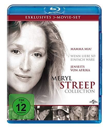 Meryl Streep Collection (3-Movie-Boxset Blu-ray) für 9,97€ (Amazon Prime)