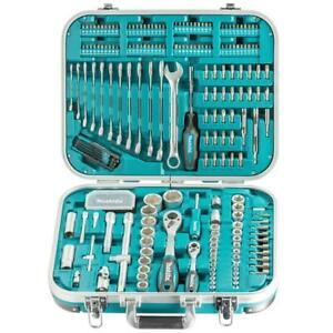 (EbayDeal) Makita Werkzeug-Set 227-teilig P-90532 mit Koffer