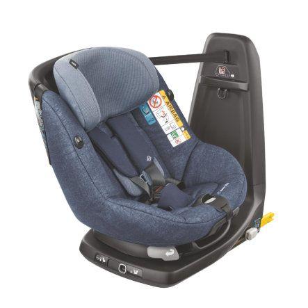 Kindersitz Maxi-Cosi AxissFix Nomad Blue (Bestpreis // Babymarkt) 4 Monate bis 4 Jahre