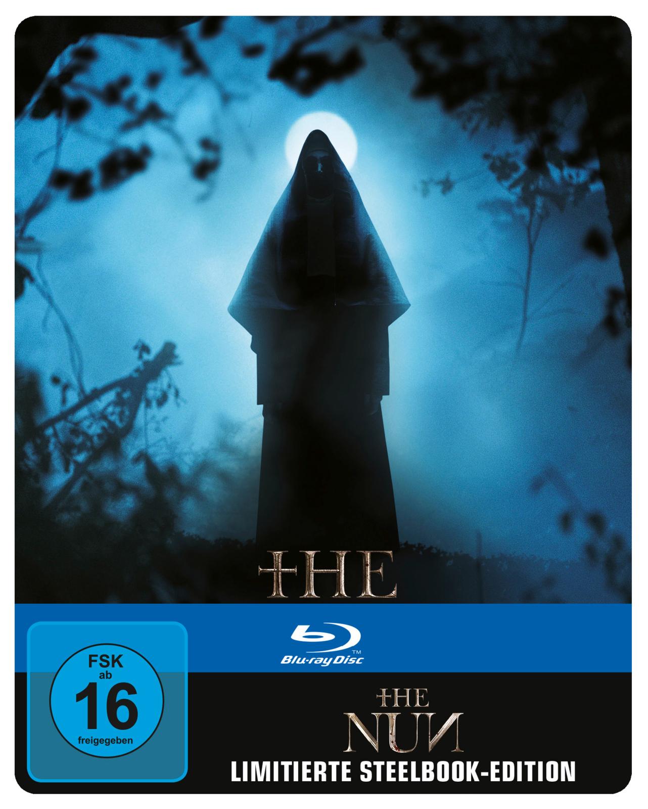 [Media Markt | Amazon Prime] The Nun (Blu-ray Steelbook) wieder für 10,99€ erhältlich!