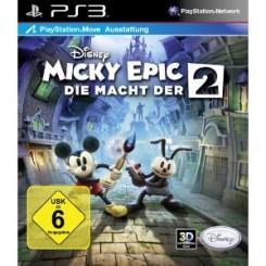 Disney Micky Epic – Die Macht der 2 (PS3 & Xbox 360) @ Amazon.de