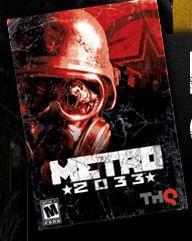 Metro 2033 Steam-Key kostenlos über THQ-Facebook