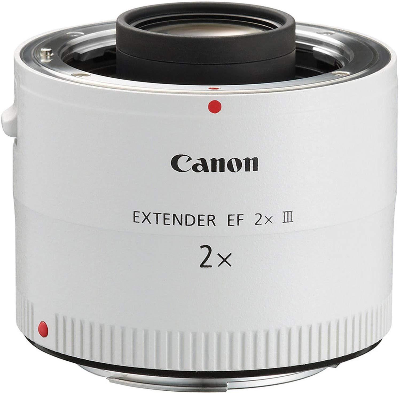 Canon EF 2x III - Teleconverter für deutlich unter 300€