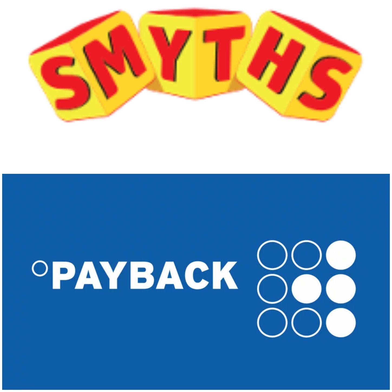 20 Fach Payback Punkte bei Smyths über die Payback App (ca. 10% Cashback) evtl. personalisiert