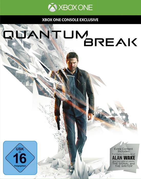 Quantum Break (Xbox One) inkl. Alan Wake für 9,99€ (GameStop)