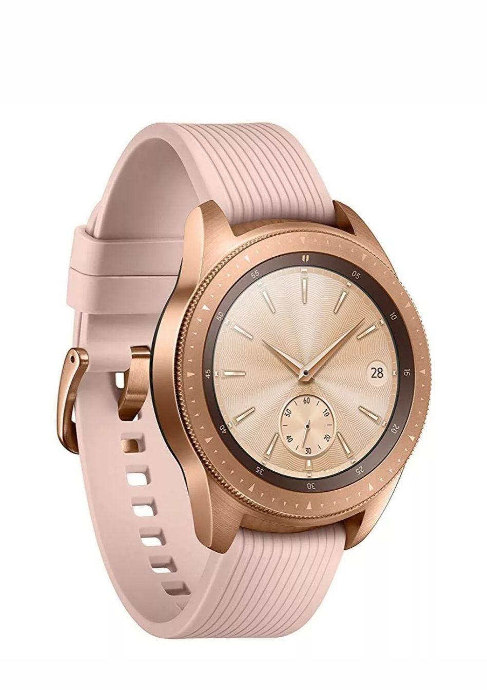 Samsung Galaxy Watch 42mm rosegold *Retourengerät*