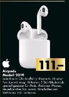 [Handelshof-Nur Gewerbetreibende ab 07.10] Apple AirPods 2 (2019) mit Kabel-Ladecase für 132,09€ bzw 122,09€ mit Newslettergutschein