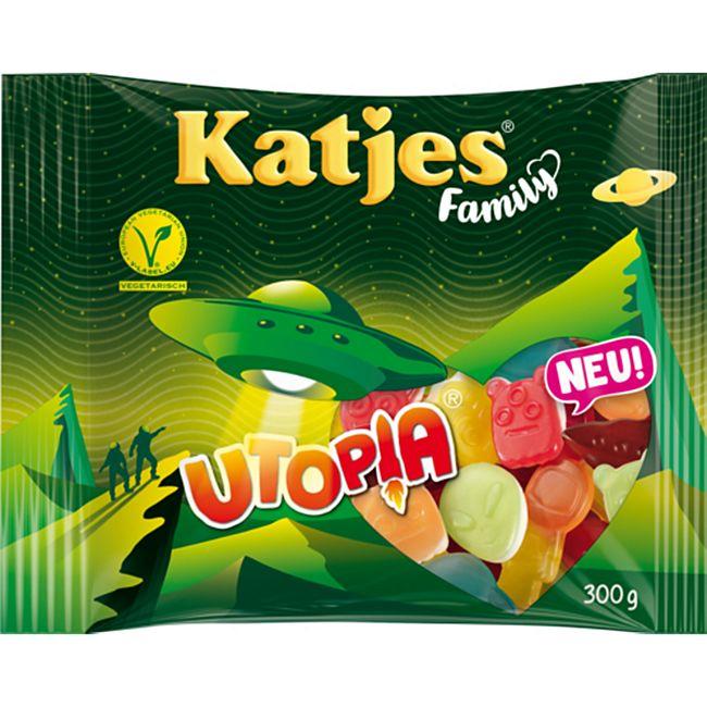 Katjes Family 69 Cent/300g div. Fruchtgummisorten