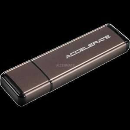 "Sharkoon USB-Stick 3.0 ""Flexi-Drive Accelerate Duo 64 GB für 49,99 EUR Versandfrei"