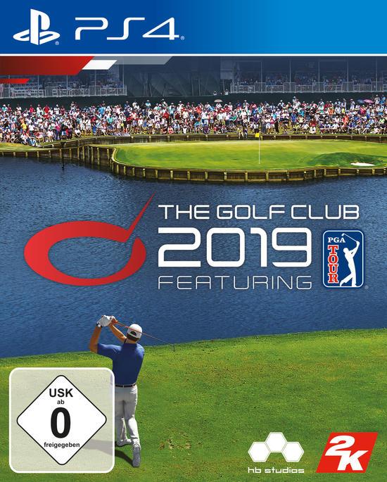 The Golf Club 2019 featuring PGA TOUR (PS4) für 14,99€ (GameStop)