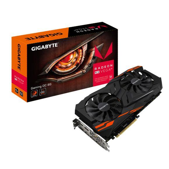 [FR] AMD RX VEGA 64 8GB Gigabyte Gaming OC