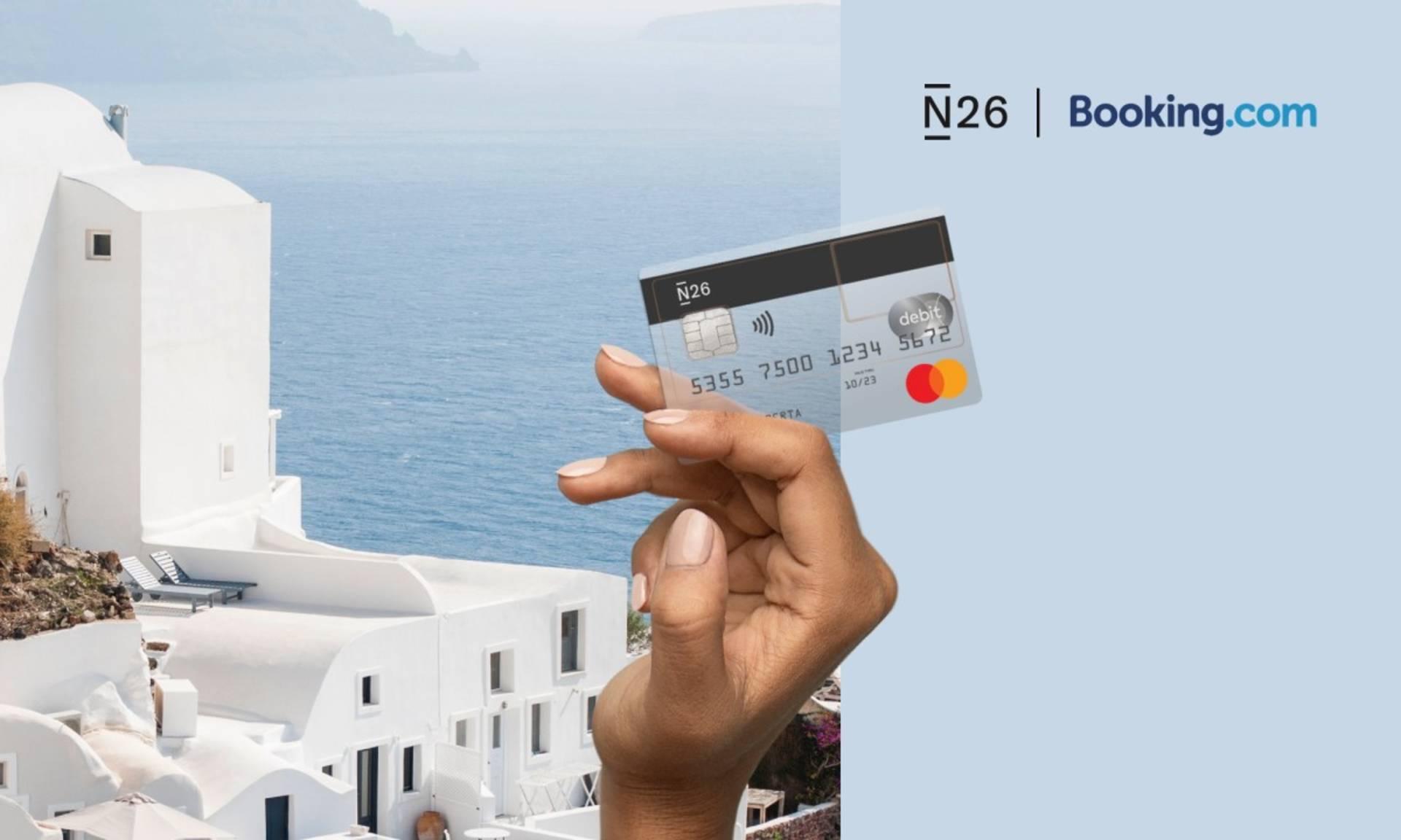 10% Cashback bei Booking.com mit N26