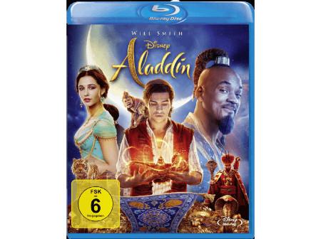 Aladdin und Avengers Endgame Blu Ray für je 9,99€