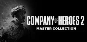 Company of Heroes 2: Master Collection 5,84€ / Company of Heroes 1: Complete 4,91€ [Gamesplanet UK] [Steam]