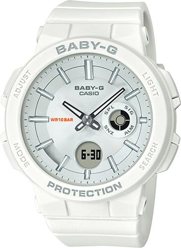 Casio G-Shock Baby-G (Damen) BGA255-7A, 10ATM, Yacht-Timer