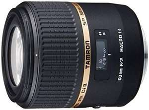 Tamron SP AF 60mm F/2.0 Di II Macro 1:1 Objektiv für Sony[Amazon]