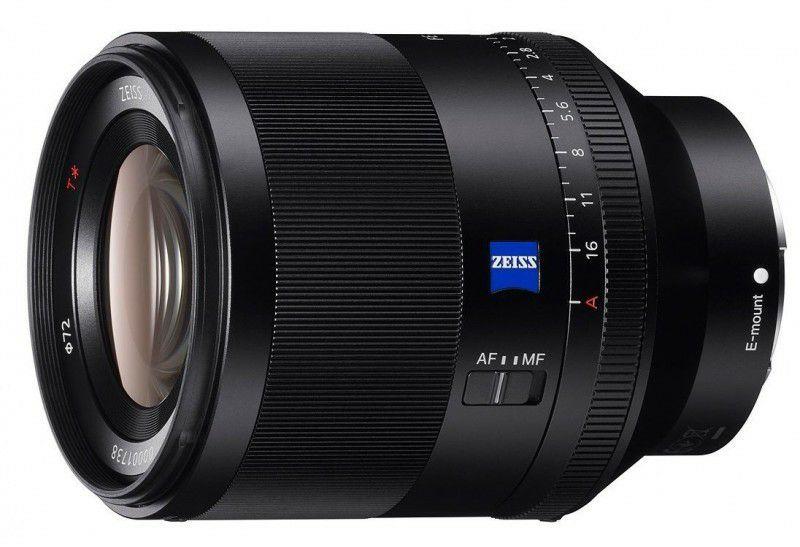 Sony FE 50mm 1.4 ZA SSM (SEL-50F14Z) E-Mount Vollformat Objektiv (A7)