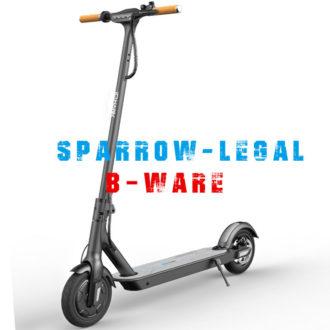 Legaler E-scooter (B-Ware) für 419 € bei Abholung / 428,90 € bei Abholung.