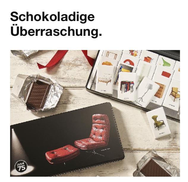 [LOKAL KAARST] IKEA Kaarst Newsletter Schokolade gratis