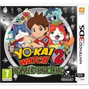 Yo-Kai Watch 2: Knochige Gespenster (3DS) für 10,01€ (Amazon FR)