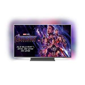 [Amazon.de] Philips Ambilight 55PUS7504 Fernseher (55 Zoll) 4K UHD HDR 10+, Dolby Vision, Dolby Atmos