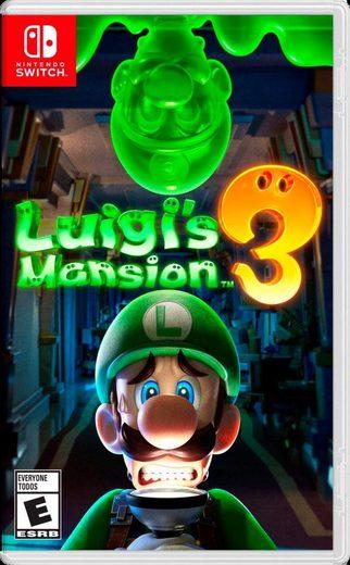[Nintendo Switch] Luigis Mansion 3 mit Steelbook wieder verfügbar