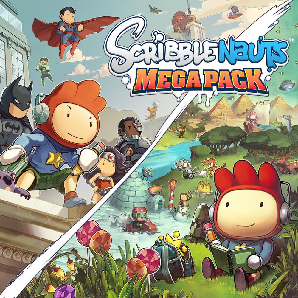 Scribblenauts Mega Pack (Switch) für 14,99€ oder für 13,40€ RUS (eShop)