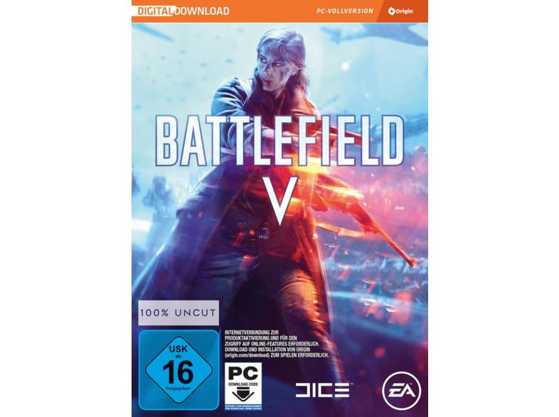 Battlefield V - PC Saturn (LOKAL - eine Liste der Märkte ist in der Dealbeschreibung)