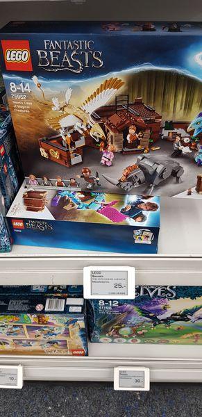 LEGO 75952 LEGO Phantastische Tierwesen Newts Koffer @ Saturn Mannheim