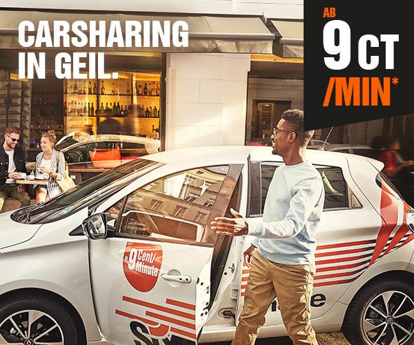 Sixt Share - Oktober Deal - Weiterhin für €0,09 für ALLE E-Autos in München, Berlin und Hamburg