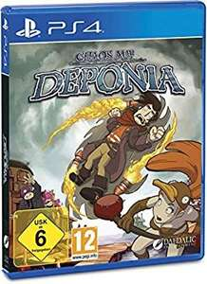 Chaos auf Deponia (PS4) [Mediamarkt & Amazon Prime]