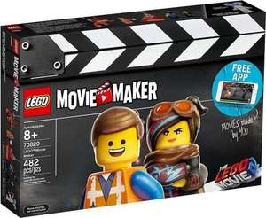 LEGO The Movie 2 - Movie Maker 70820 im Müller RU