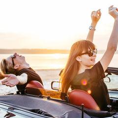 Sunny Cars 15€ Rabatt am 2.10. (Buchungsdatum) auf alle Mietwagen + Pakete WELTWEIT