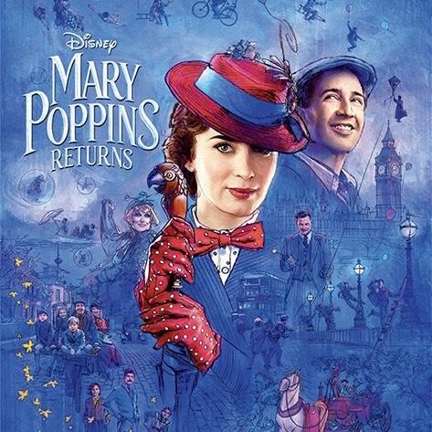 Mary Poppins' Rückkehr bei iTunes und Amazon Video für 5,99 € zum Kauf