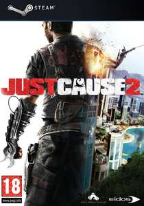 Just Cause 2 (Steam) für 1,49€ (Steam Store)