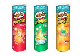 Pringles, verschiedene Sorten, 165–210 g, für 99 Cent [Jawoll]