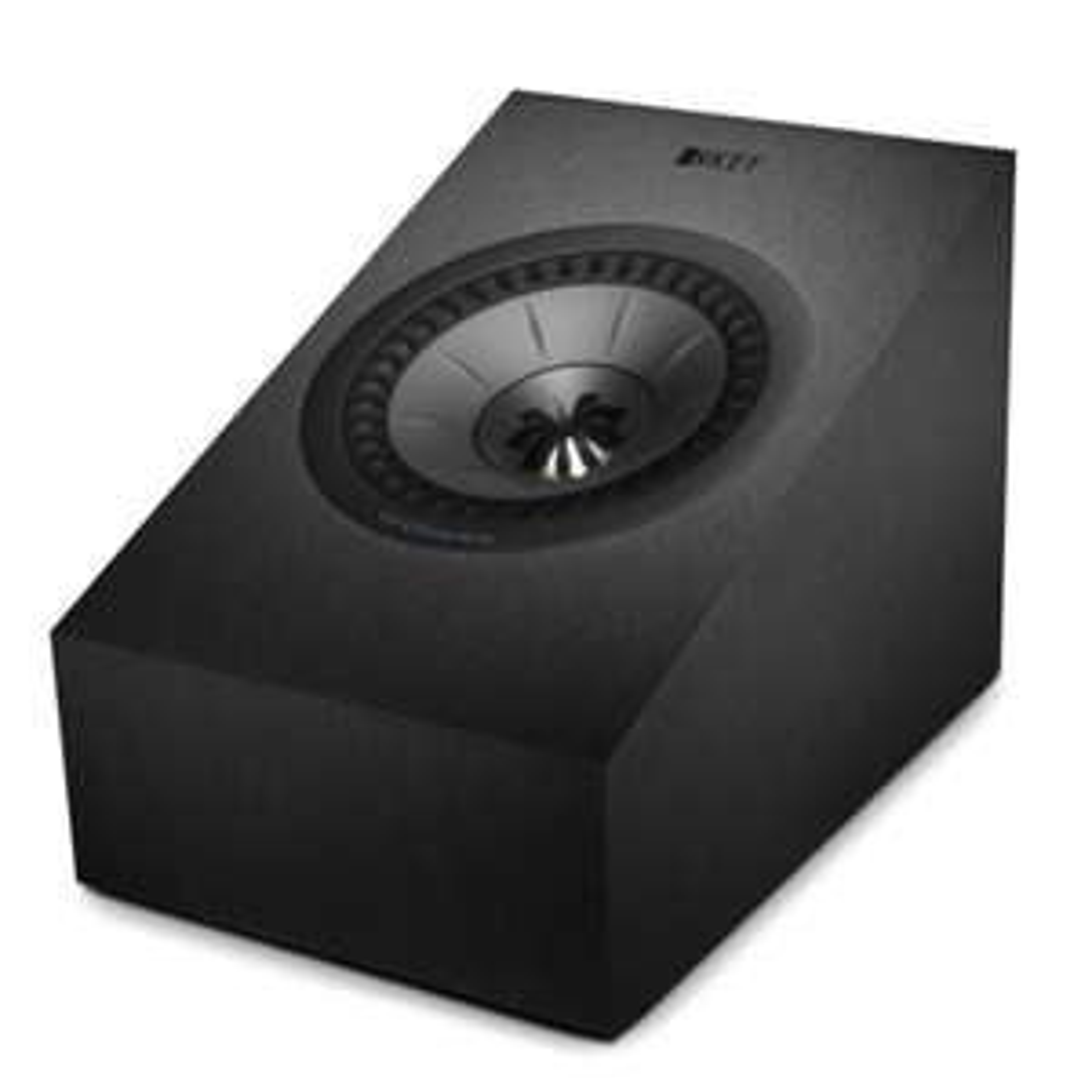 KEF Q50A Dolby Atmos-Lautsprecher (Stückpreis, 2-Wege, 2,5cm Hochtöner, 13cm Tieftöner, 105Hz - 18,5kHz, 86dB, 4,6-8Ω)