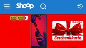 [Shoop] Media Markt Tarifwelt 8€ + 15€ Shoop Gutschein