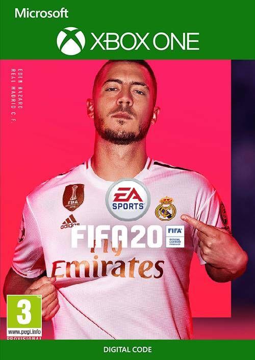 FIFA 20 - Xbox Standard Key