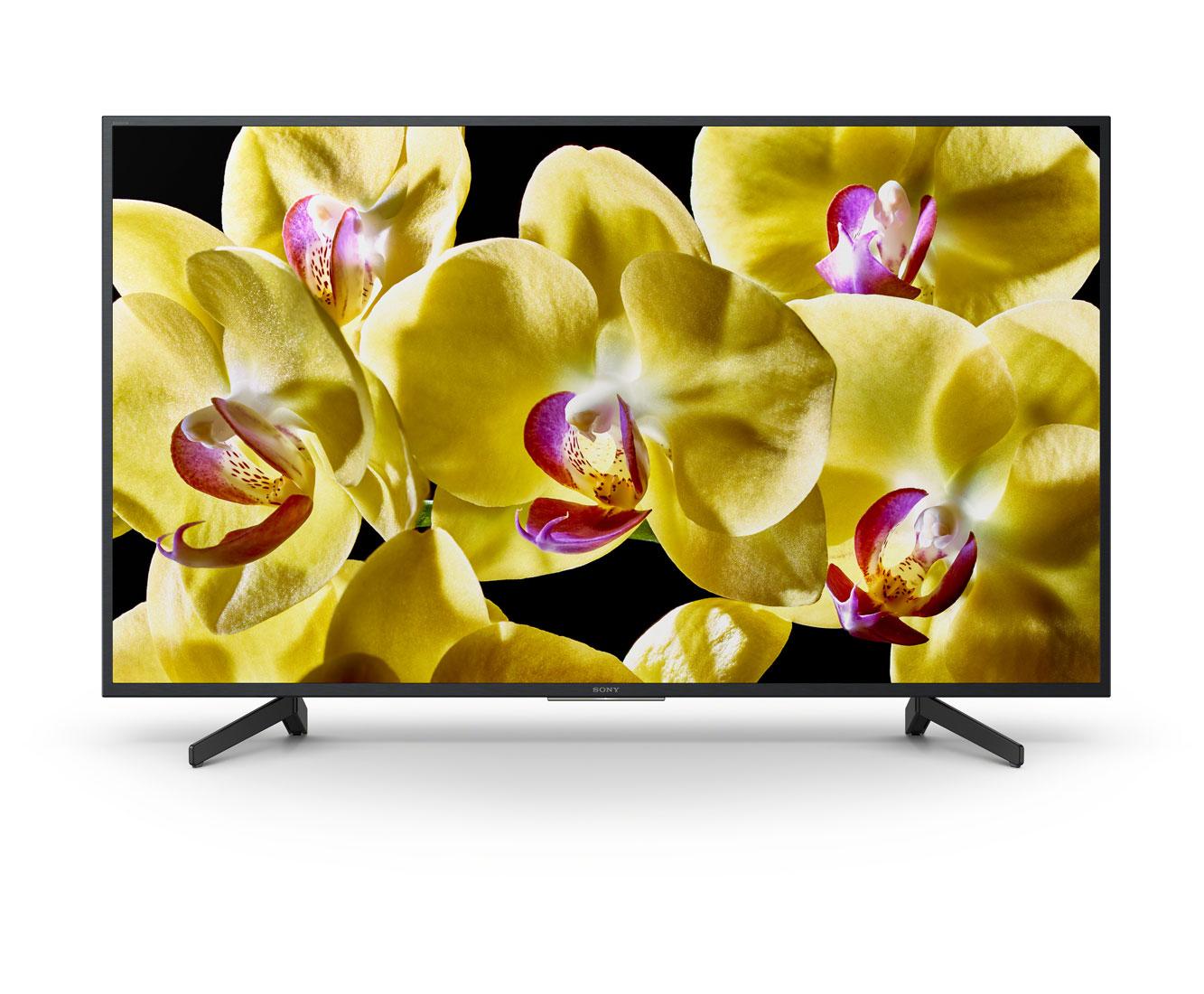 Sony KD-65XG8096, LED-Fernseher schwarz, UltraHD, Triple Tuner, HDR, Android