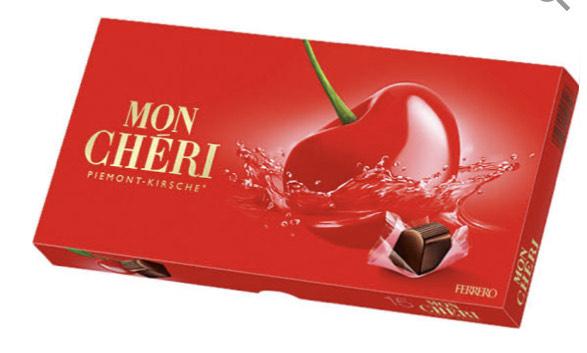 Ferrero Mon Cheri 157 g [Lokal alle V-Märkte]