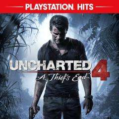 Uncharted 4: A Thief's End Digital Edition (PS4) für 12,99€ (PSN Store)