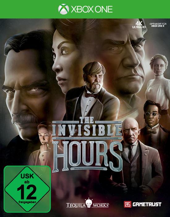 The Invisible Hours (Xbox One) für 5€ (GameStop)
